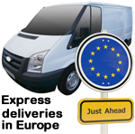 Express European Removals to Europe