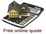 Free Online Quote with Hunts International for french moves