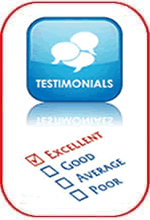 Testimonials about our Removal Service