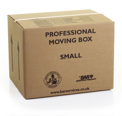 Small sized moving boxes
